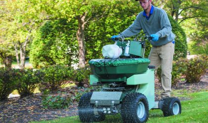 perma-Greens state of the art equipment for a great Northwest Indiana lawn