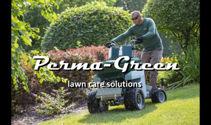 perma-greens 36 inch gate makes lawn care cost-effective