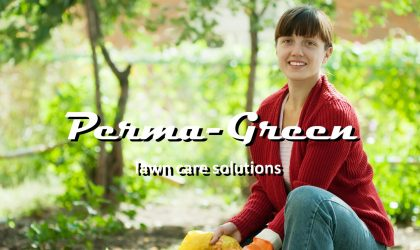 lawn fertilization with perma-green -your best lawn ever in Northwest Indiana