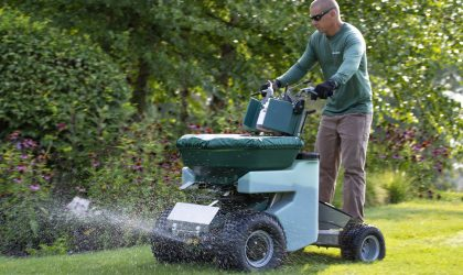 Your fall lawn fertilization and winter treatment will get your roots that last bit of nutrients before going dormant.
